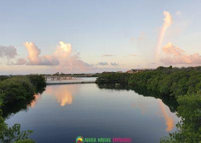 rainbow spanish lagoon aruba